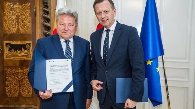 """CHEŁMEK. """"Chełmek odNowa"""" – ponad 20 mln zł na rewitalizację Chełmka"""