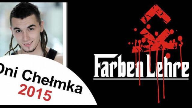 Chełmek - Bednarek i Farben Lehre - to gwiazdy na Dni Chełmka 2015