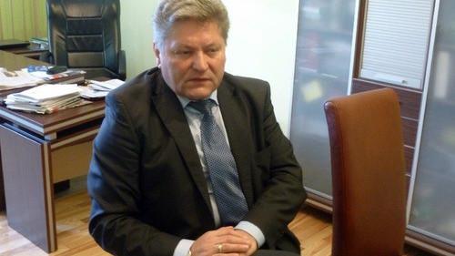 CHEŁMEK. Burmistrz Andrzej Saternus i nowa rada