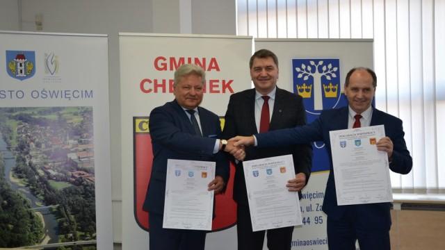 Chełmek dołączył do Aglomeracji Oświęcimskiej – FOTO