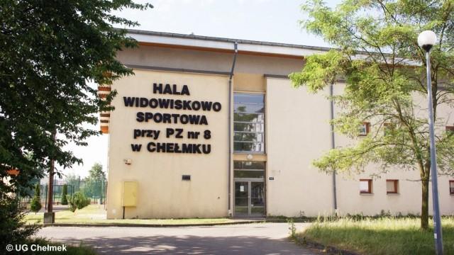 Chełmek dostał halę widowiskowo-sportową w Chełmku