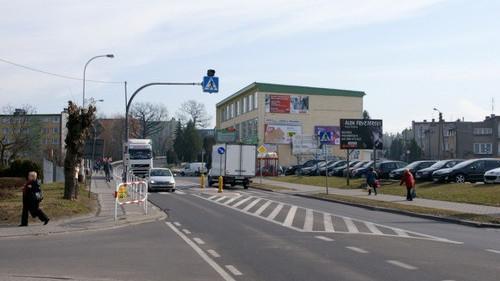 CHEŁMEK. Kolejny apel radnych o sygnalizację świetlną nad przejściem dla pieszych