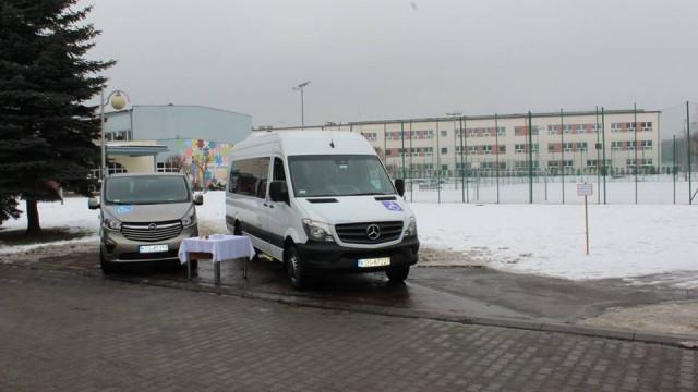 CHEŁMEK. Nowy pojazd dla uczestników WTZ w Chełmku