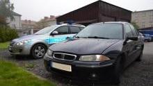 Chełmek. Policjanci zabezpieczyli Rovera skradzionego na Śląsku.