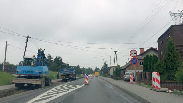 CHEŁMEK. Remont na Piastowskiej. Kierowców czekają kłopoty