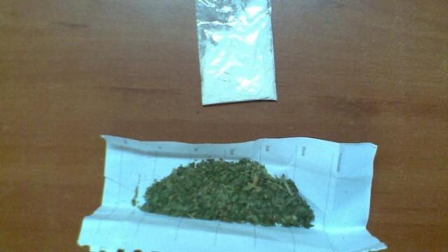 Chełmek - w aucie oprócz pasażerów miała jeszcze amfetaminę i marihuanę