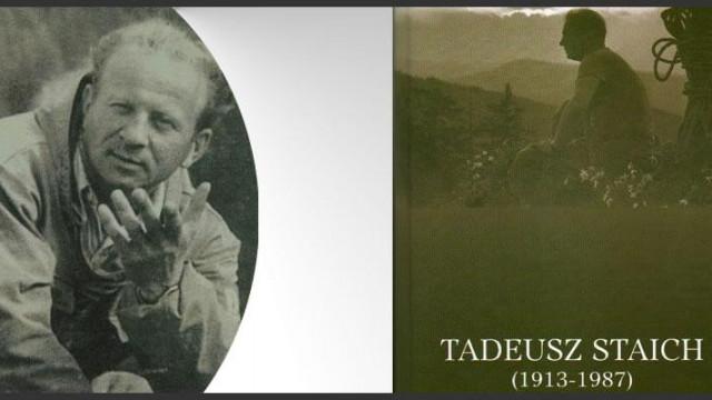 Chełmek - w piątek zaprezentują książkę o życiu Tadeusza Staicha