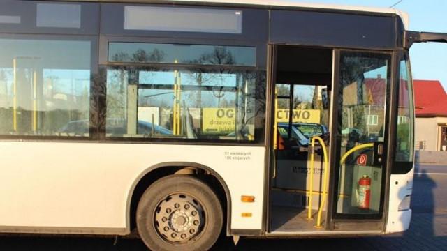 Chełmek - wsiadała do autobusu i przytrzasnęły ją drzwi