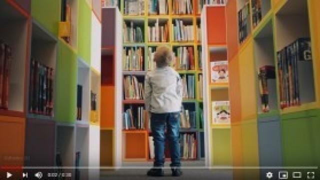 Chodzisz z dzieckiem do biblioteki? Dajesz mu więcej, niż myślisz! Mała książka - Wielki Człowiek