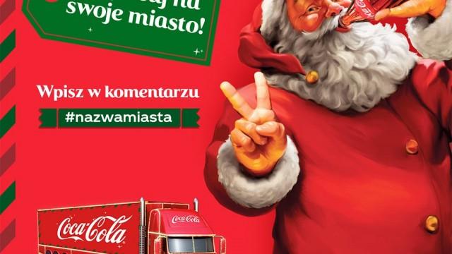 Ciężarówka Coca Coli dopiero w przyszłym roku?