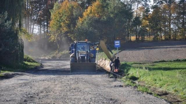 Coraz bliżej końca przebudowy ulicy Karpackiej w Witkowicach
