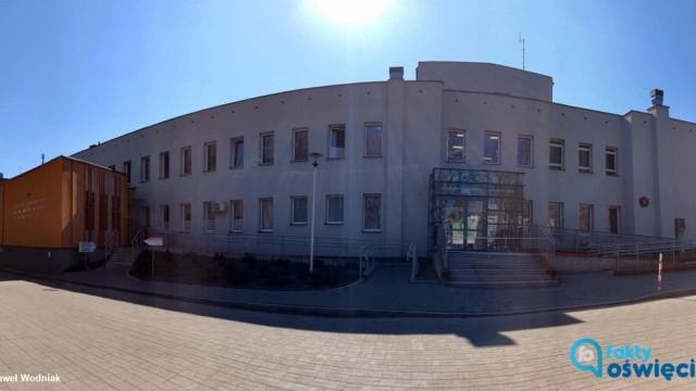 COVID-19 na jednym z oddziałów szpitalnych