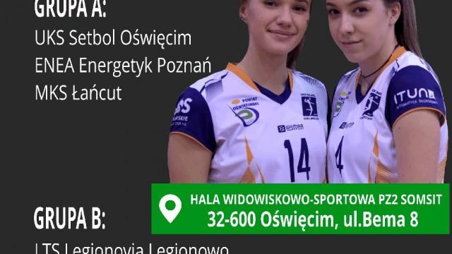 Ćwierćfinały Mistrzostw Polski Juniorek 2019