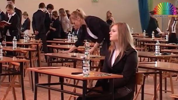 Czas matur. Do egzaminu przystąpiło ponad tysiąc uczniów