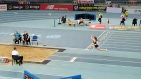 Debiut Katarzyny Kos w Halowych Mistrzostwach Polski U18