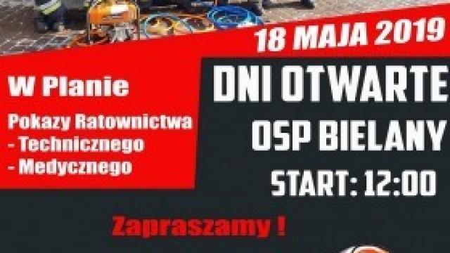 Dni otwarte w OSP Bielany już w sobotę!