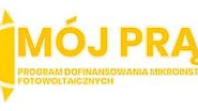 """Dofinansowanie do fotowoltaiki - program """"Mój Prąd"""""""