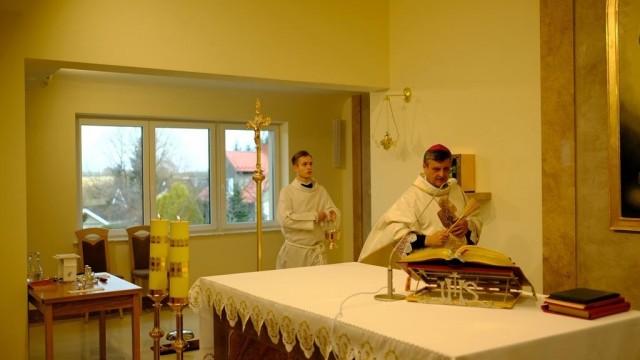 Dom dla wiernych i księży seniorów – FOTO