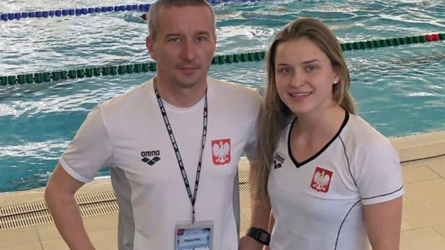 Dominika Kossakowska najlepszą pływaczką w Lublinie