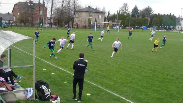 Drużyny LKS-u i Górnika udanie rozpoczęły rundę wiosenną - InfoBrzeszcze.pl