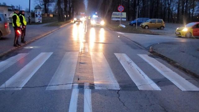 Dwa potrącenia rowerzystek w ciągu godziny – FOTO