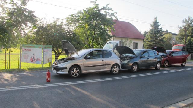 Dwie osoby w poważnym stanie po wczorajszych zdarzeniach drogowych w Kętach i Zatorze