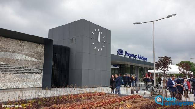 Dworzec kolejowy i Park Pamięci zwycięzcami konkursu – FOTO