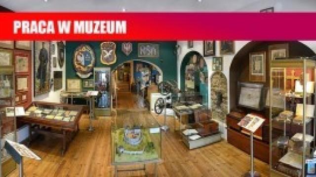 Dyrektor Muzeum im. A. Kłosińskiego w Kętach ogłasza nabór na stanowisko pracy: MUZEALNIK