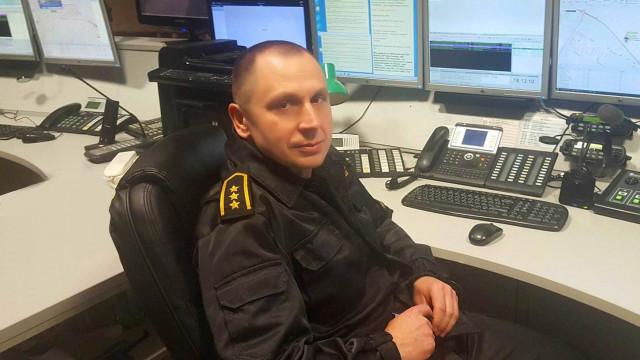 Dyżurny Operacyjny Powiatu przechodzi w stan spoczynku.