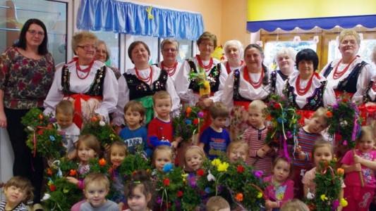 Dzieciaki z Piętnastki gotowe do świąt