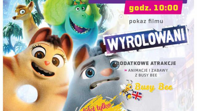 Dziecięce poranki: Wyrolowani – FILM