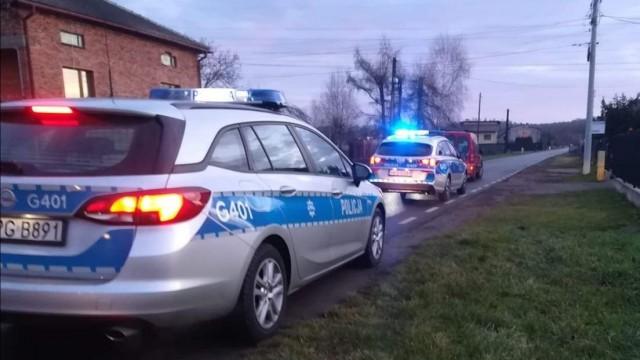 Dziecko potrącone przez samochód osobowy w Nowej Wsi – ZDJĘCIA!