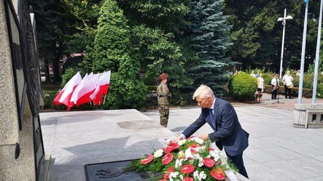 Dzięki Waszemu bohaterstwu możemy dziś cieszyć się wolną Polską