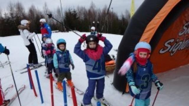 Dziękujemy wszystkim zawodnikom za udział w zawodach narciarskich!