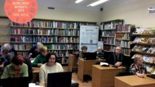 Dzień Bezpiecznego Internetu 2019 w bibliotece