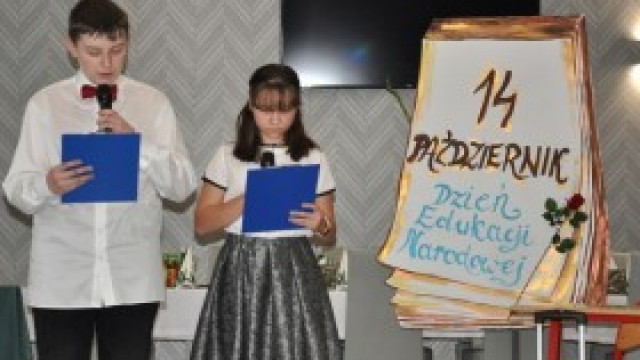 Dzień Edukacji Narodowej w Gminie Kęty pełen szczególnych podziękowań, gratulacji i serdecznych życzeń
