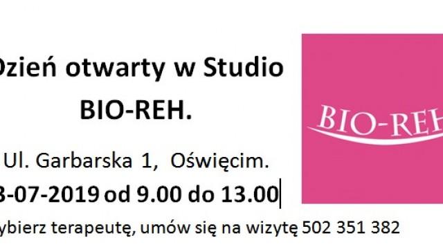 Dzień otwarty w Studio BIO-REH w Oświęcimiu