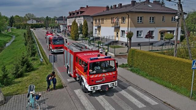 Dzień Strażaka w gminie Oświęcim – FILM, ZDJĘCIA!