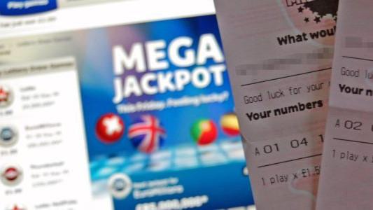 Dziś do wygrania rekordowe 557 mln zł w loterii EuroMillions