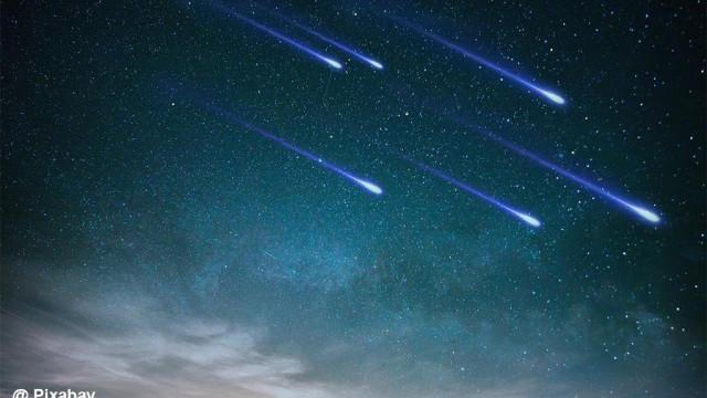 Dzisiaj noc spadających gwiazd