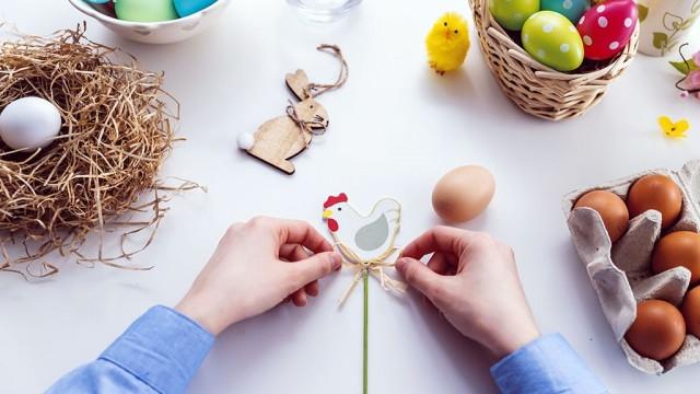Dzisiaj Szkolny Kiermasz Wielkanocny w Trójce
