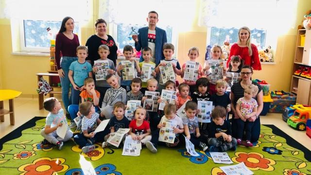 eFO w Przedszkolu w Głębowicach – FILM, FOTO