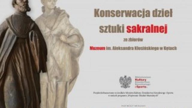 Eksponaty kęckiego muzeum odzyskają dawny blask