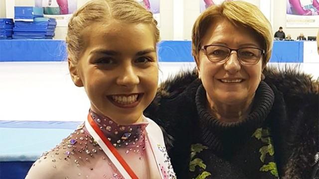 Elżbieta Gabryszak zawalczy w Mińsku