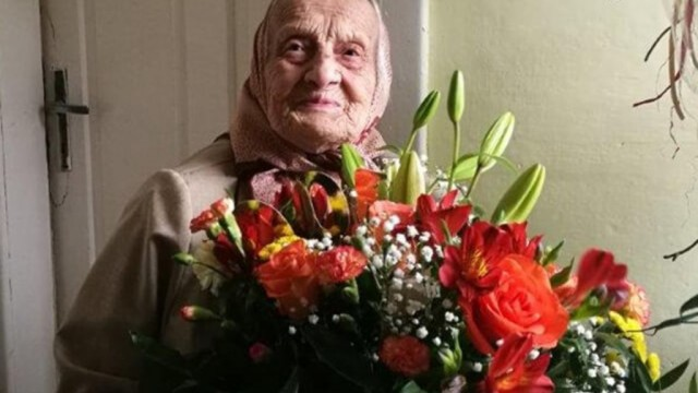 Elżbieta Paluch skończyła sto lat