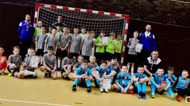 Emocjonujący turniej w Kętach– FOTO