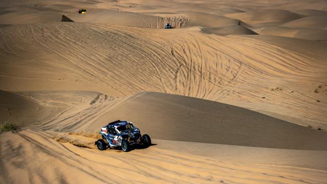 Energylandia Rally Team na mecie drugiego etapu rajdu Dakar – FOTO