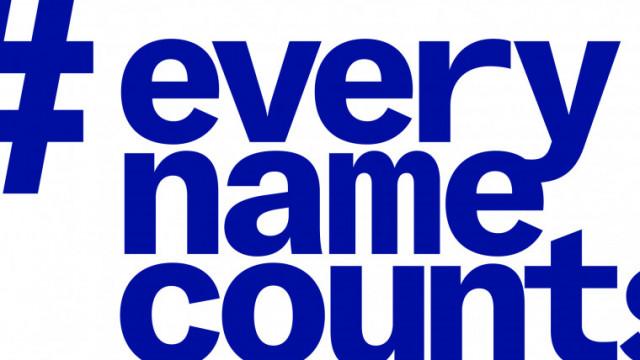 #everynamecounts. Współtwórz cyfrowy pomnik ofiar narodowego socjalizmu