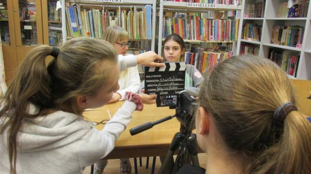 """,,Fakty Czwórki"""", szkolna telewizja z Oświęcimia istnieje już 12 lat"""