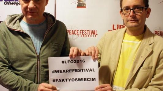 Fakty Oświęcim lokalnym patronem Life Festival Oświęcim